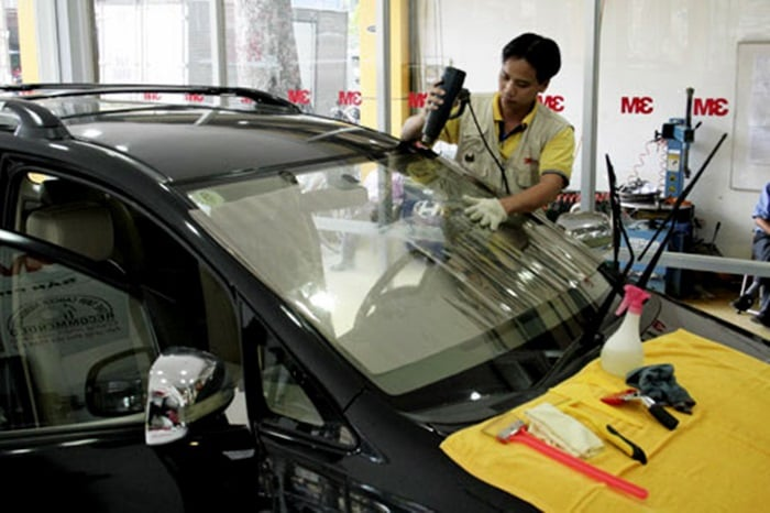 Nano Ceramics – phim cách nhiệt cao cấp cho Toyota Fortuner 2017