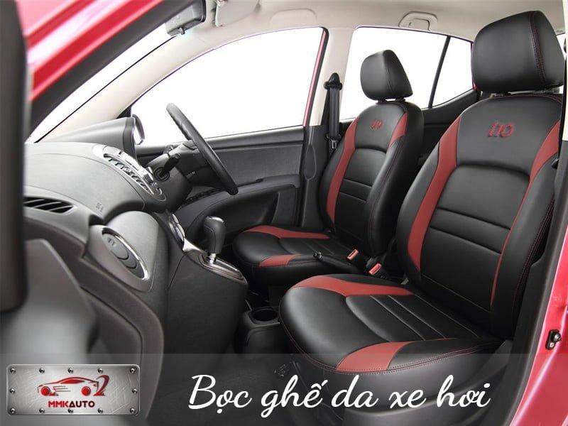 Bọc ghế da xe hơi Thế giới đồ chơi xe hơi cao cấp - mmkauto.vn