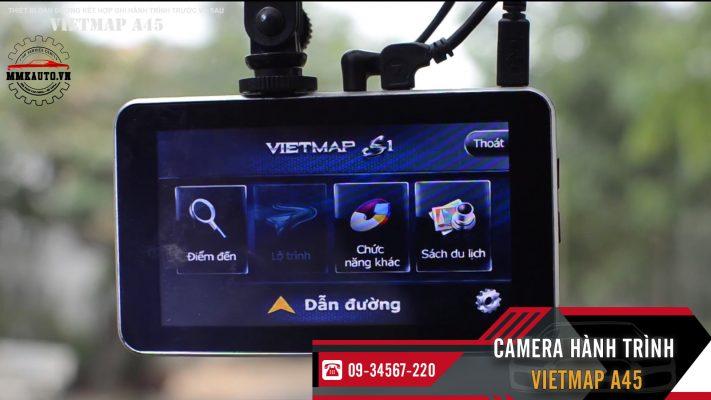 camera hanh trinh vietmap s45