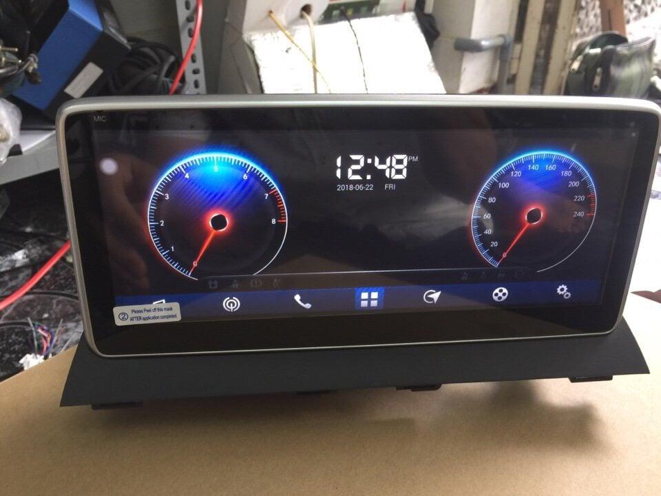 Màn hình Dvd android cho xe Mazda 3