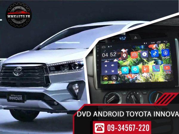 Màn hình dvd Toyota Innova