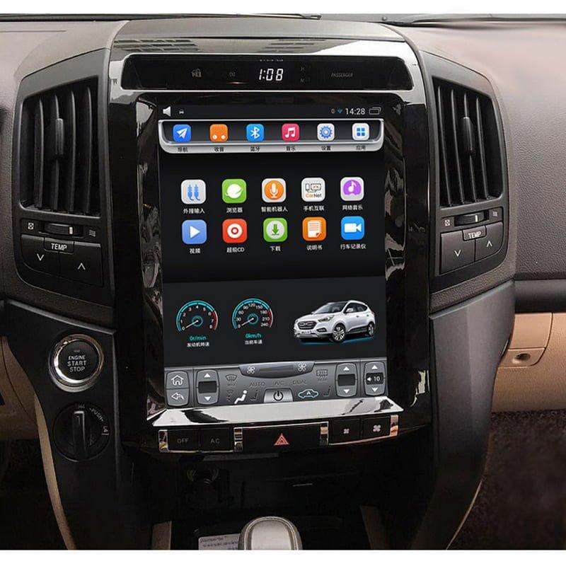 Màn hình android Toyota Land Cruiser
