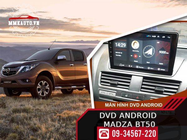 Màn hình dvd Mazda BT50
