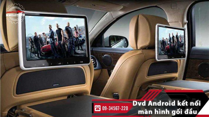 Màn hình dvd android Mitsubishi Xpander 2018, 2020, 2021