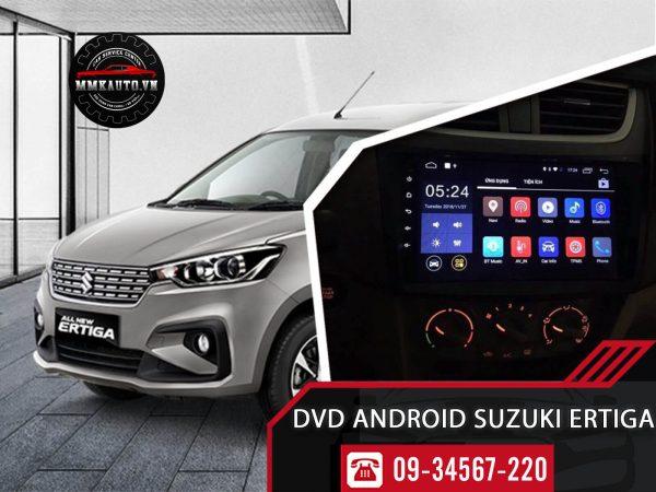 Màn Hình dvd Suzuki Ertiga