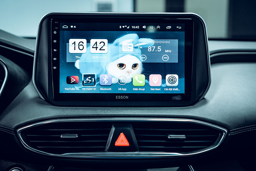 man hinh dvd android hyundai accent