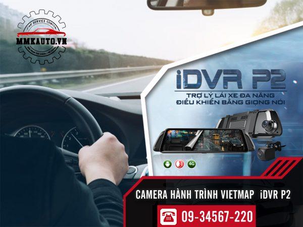 CAMERA HÀNH TRÌNH VIETMAP IDVR P2