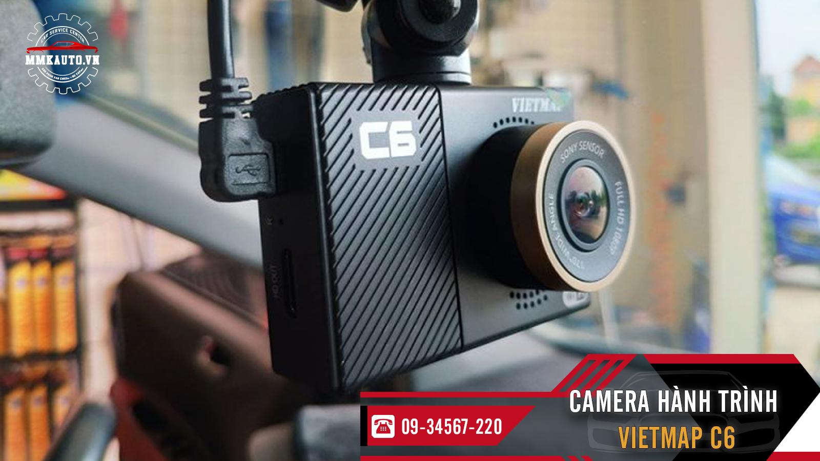 camera hanh trinh Vietpmap C6
