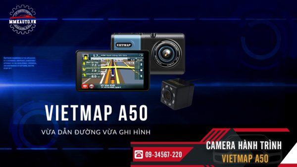 camera hanh trinh vietmap a50