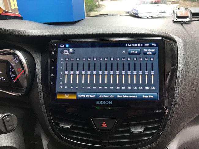 Equalizer chỉnh âm thanh dành cho các tín đồ mê âm thanh áp dụng cho mã màn hình E500 trở lên