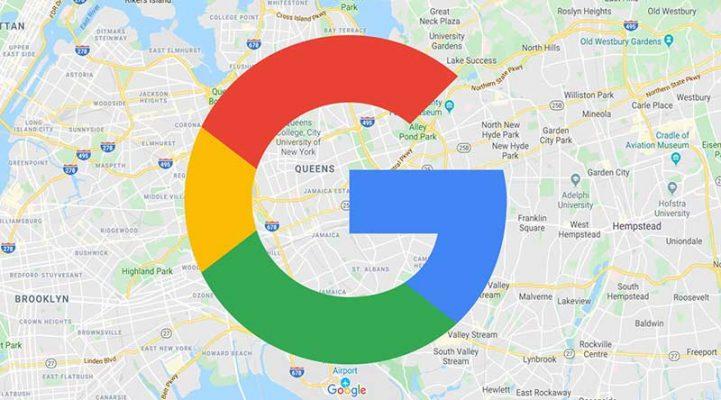 phần mềm dẫn đường Google Maps