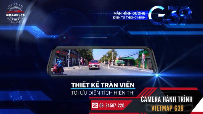 camera hanh trinh vietmap g39