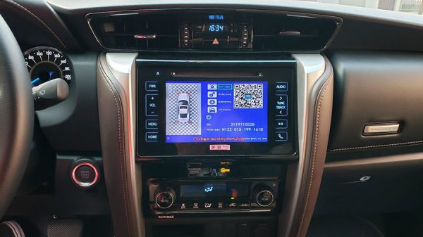 lap camera 360 dct xe fortuner