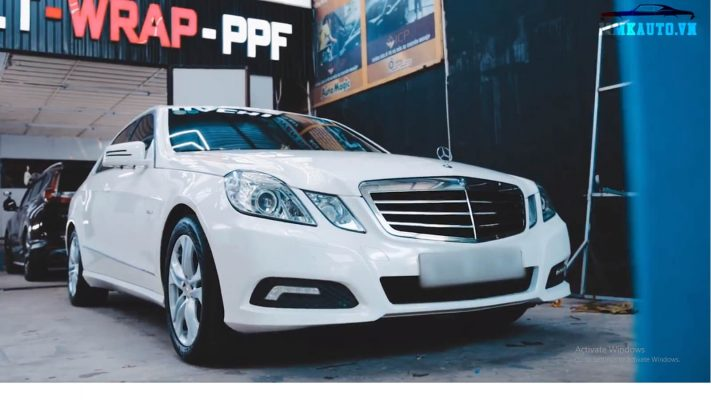 Xe Mercedes