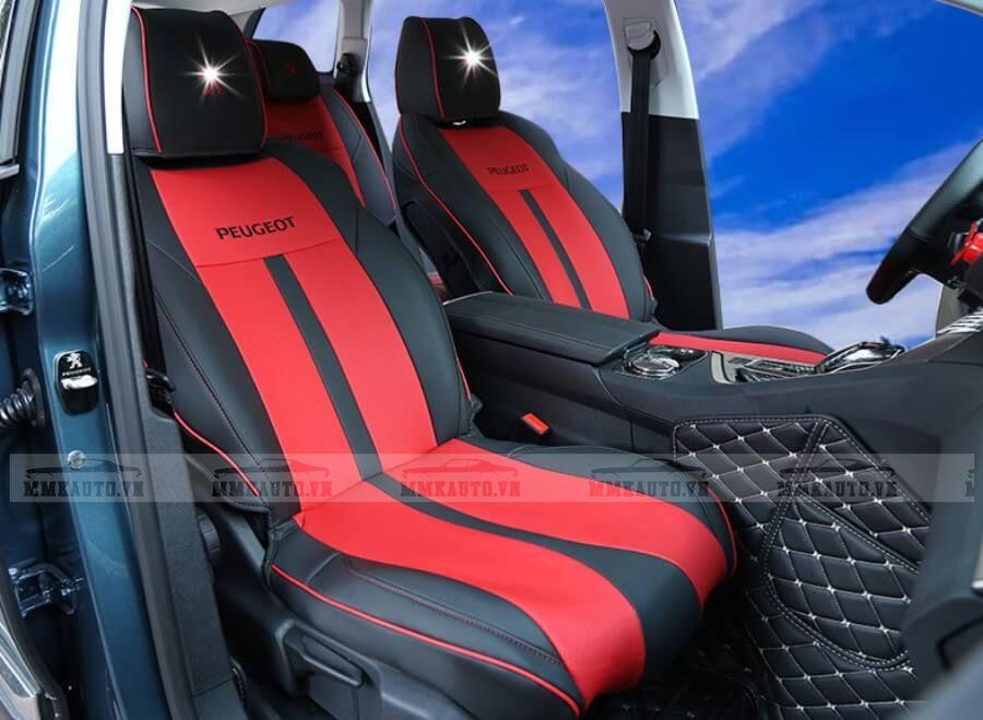 Bọc ghế da xe Peugeot 3008