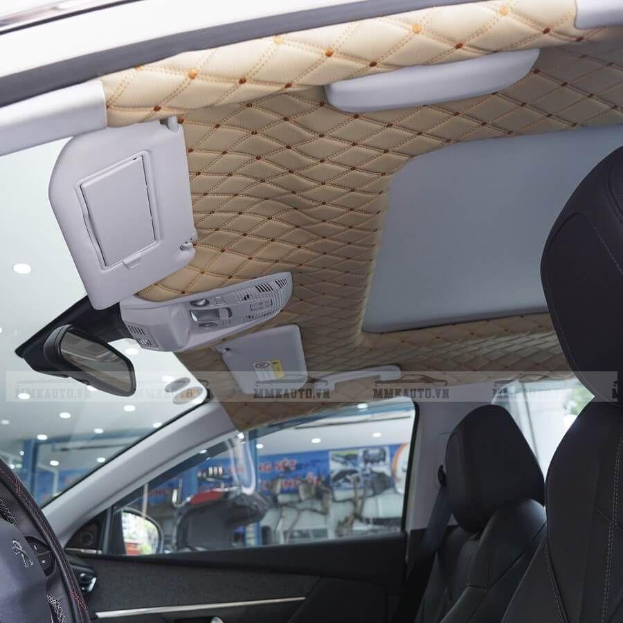 Bọc trần xe Peugeot 3008