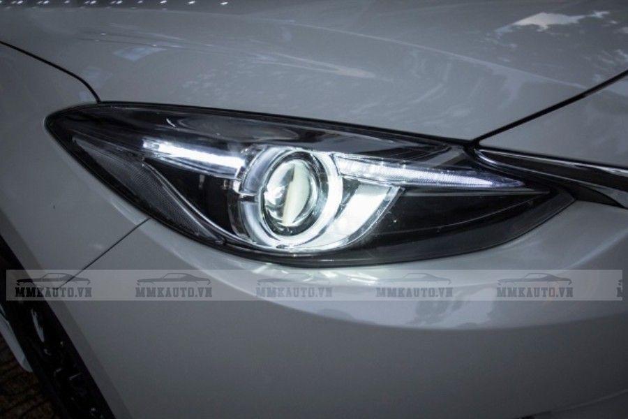 Độ đèn xe Mazda tăng sáng an toàn