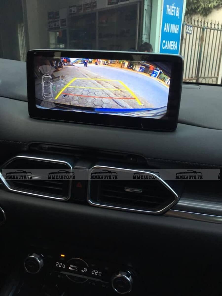 Trang bị hệ thống camera ô tô
