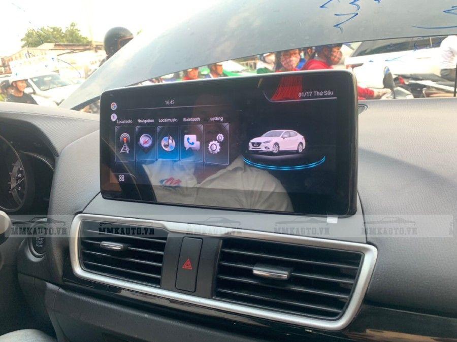 Màn hình DVD android Mazda 3