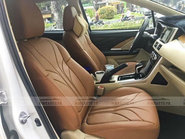 Mitsubishi Xpander bọc ghế da tại Quận Gò Vấp