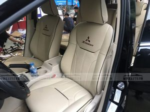 Bọc ghế da cao cấp tại MMK Auto