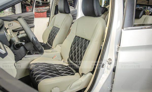 MMK Auto là đơn vị bọc ghế da uy tín tại TP.HCM