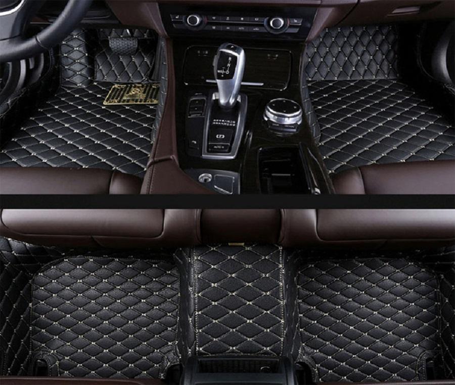 Thảm lót sàn ô tô 6D có chất lượng cao