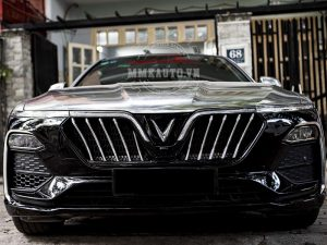 Mặt calang Maserati cho Vinfast Lux A