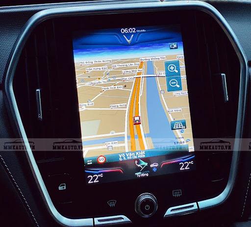 Tích hợp phần mềm dẫn đường thông minh Vietmap S1: Cảnh báo tốc độ, cảnh báo camera phạt nguộii